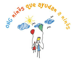 Niños que ayudan a niños