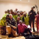 Ville Pulkkanen (ingeniero de sonido), Hernán y el coro Malagasy Gospel