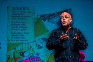 Educación Musical en Veleta Roja con Aldo Mendez