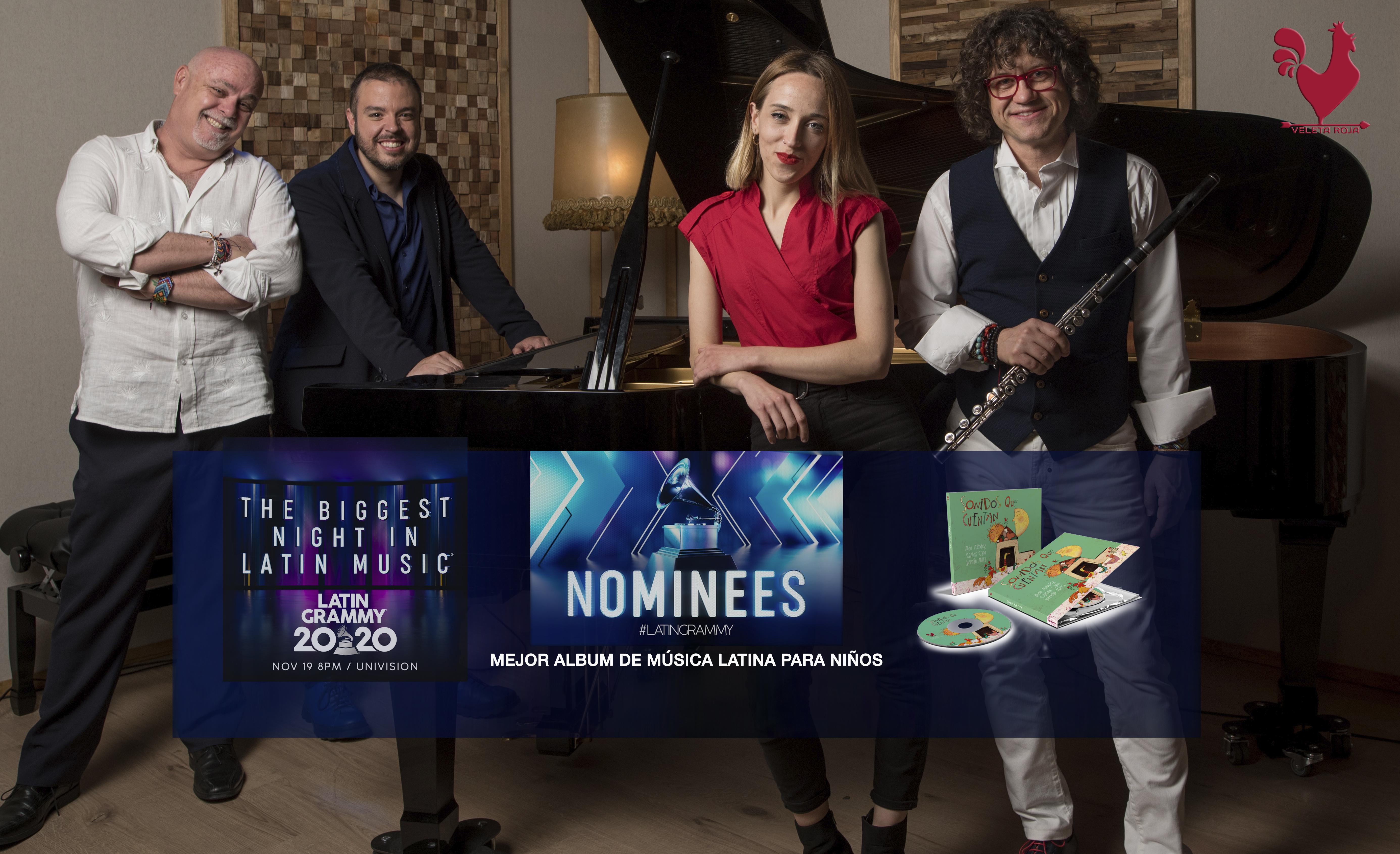 Sonidos que cuentan – NOMINACIÓN Latin Grammy®2020